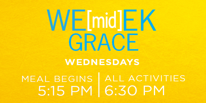 There's a place for you at Midweek!