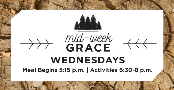 Midweek Grace—Fall 2018